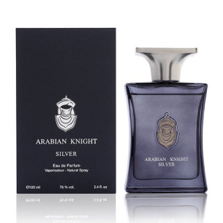 Parfum Arabian Oud, ARABIAN KNIGHT SILVER, 100ml