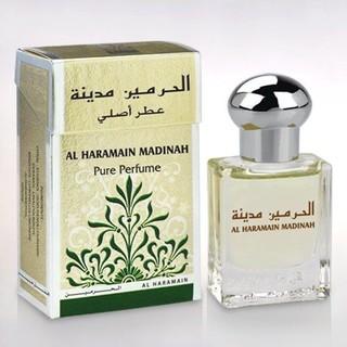 Parfum Haramain Madinah 15 ml