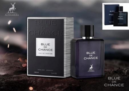 Parfum Alhambra, Blue De Chance, 100ml