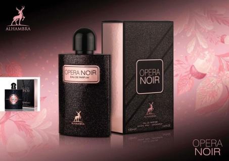 Parfum Alhambra, Opera Noir, 100ml