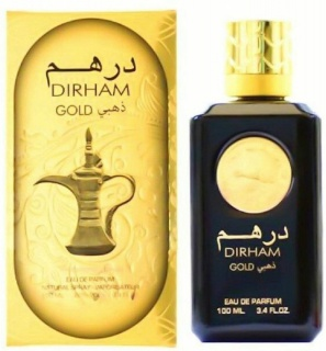 Ard Al Zaafaran, Dirham Gold, Unisex, 100ml