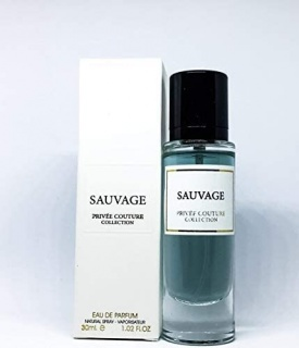 Privee Couture Collection, Sauvage, 30 ml