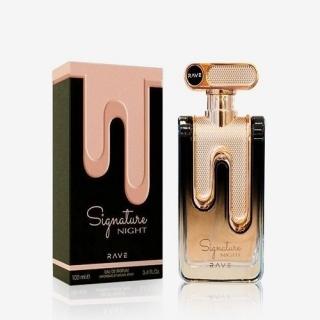 Parfum Rave, Signature Night, 100 ml