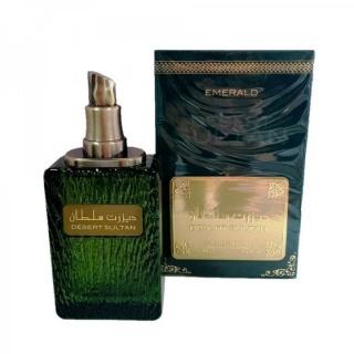 Ard Al Zaafaran, Desert Sultan Emerald, 100 ml